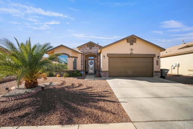 3109 Timber Place, El Paso, TX 79938 (MLS #839663) :: Preferred Closing Specialists