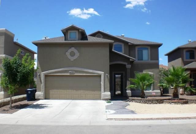 14221 Silver Point Avenue, El Paso, TX 79938 (MLS #839669) :: Preferred Closing Specialists