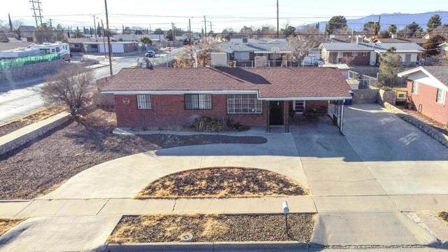 2701 Dunoon Drive, El Paso, TX 79925 (MLS #839684) :: The Purple House Real Estate Group