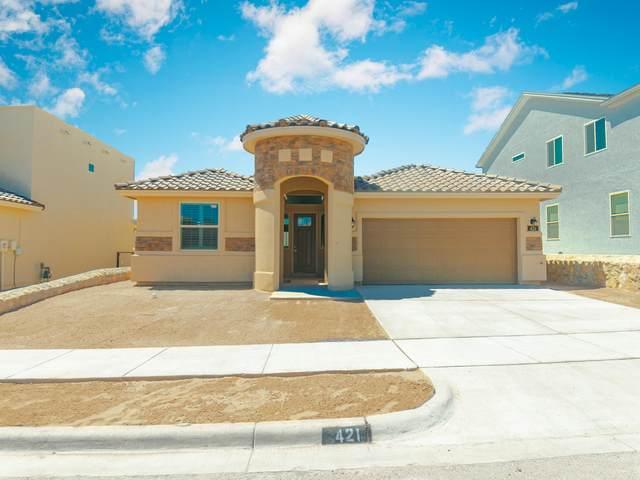 12752 Indian Canyon Drive, Horizon City, TX 79928 (MLS #839686) :: Summus Realty