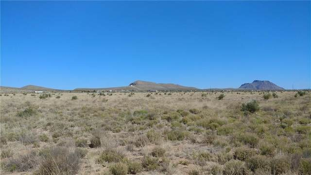 6 Deer Mountain #2 Lot 8, Sierra Blanca, TX 79851 (MLS #839689) :: Preferred Closing Specialists