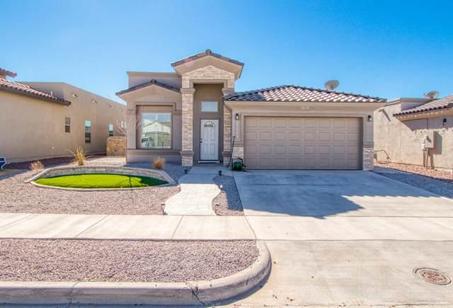 13648 Samlesbury Avenue, El Paso, TX 79928 (MLS #839692) :: Preferred Closing Specialists