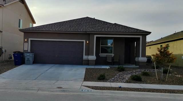 3705 Loma Cortez Drive, El Paso, TX 79938 (MLS #839693) :: Preferred Closing Specialists