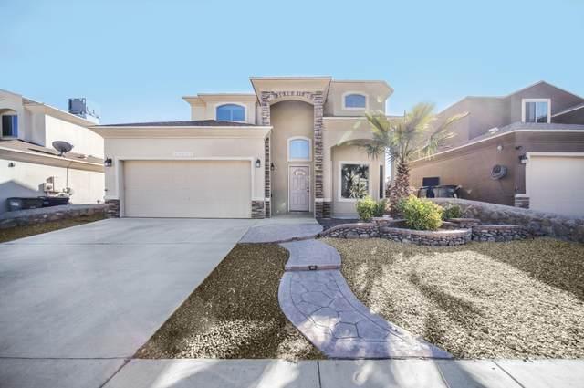 14688 Ava Leigh, El Paso, TX 79938 (MLS #839694) :: Preferred Closing Specialists