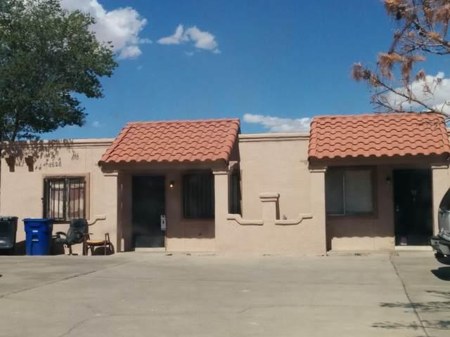 1626 Rick Rhodes Drive, El Paso, TX 79936 (MLS #839695) :: Preferred Closing Specialists