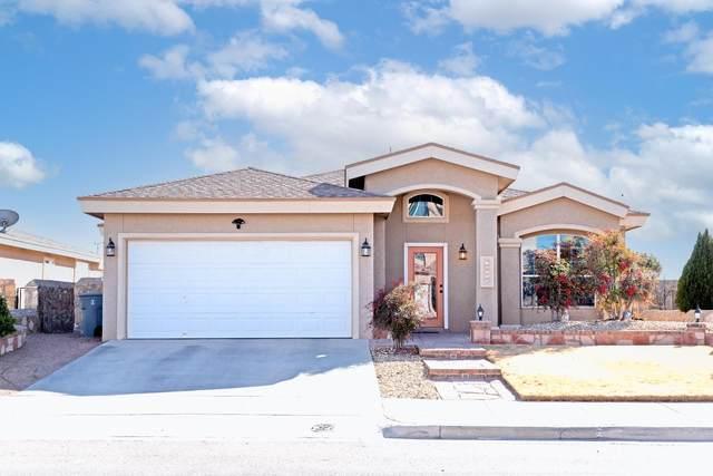 13072 Tierra Creel Lane, El Paso, TX 79938 (MLS #839709) :: Jackie Stevens Real Estate Group brokered by eXp Realty