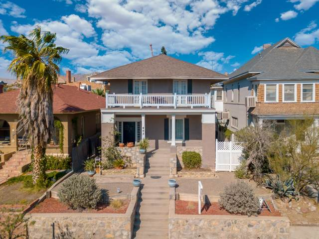 603 Upson Drive, El Paso, TX 79902 (MLS #839727) :: Preferred Closing Specialists