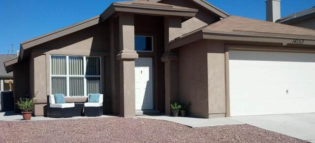 14153 Spanish Point Drive, El Paso, TX 79938 (MLS #839728) :: Jackie Stevens Real Estate Group brokered by eXp Realty