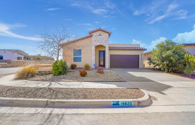 14820 Tim Hardaway, El Paso, TX 79938 (MLS #839735) :: Jackie Stevens Real Estate Group brokered by eXp Realty