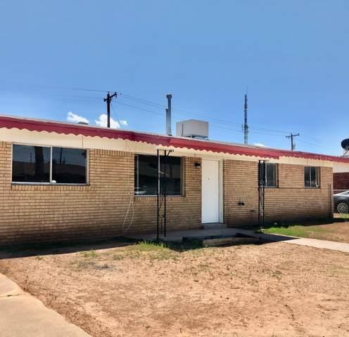 9521 Verbena Drive, El Paso, TX 79924 (MLS #839740) :: Jackie Stevens Real Estate Group brokered by eXp Realty