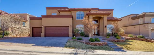 1140 Calle Lomas Drive, El Paso, TX 79912 (MLS #839741) :: Preferred Closing Specialists