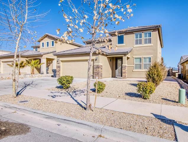 800 Woodmanstone Road, El Paso, TX 79928 (MLS #839747) :: The Purple House Real Estate Group