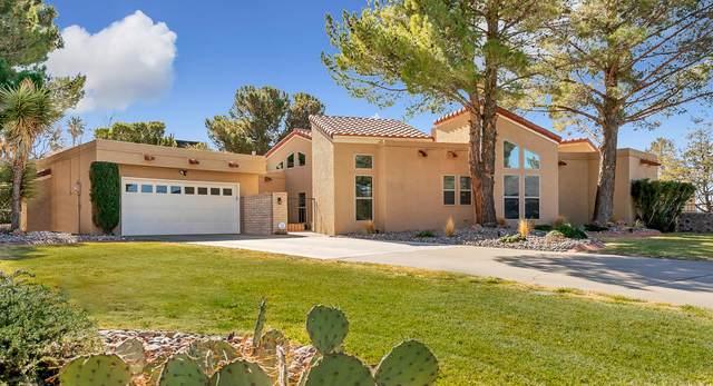 1201 Cerrito Bello Lane, El Paso, TX 79912 (MLS #839759) :: Preferred Closing Specialists