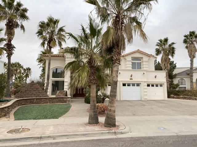12073 Paseo De Amor Lane, El Paso, TX 79936 (MLS #839763) :: The Purple House Real Estate Group