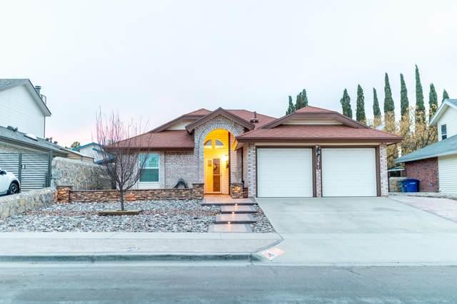 2341 Nancy Mcdonald Drive, El Paso, TX 79936 (MLS #839769) :: The Purple House Real Estate Group
