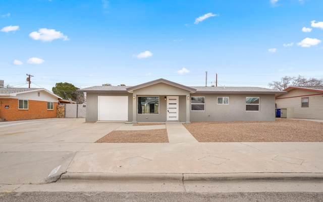 2716 Dunoon Drive, El Paso, TX 79925 (MLS #839776) :: The Purple House Real Estate Group