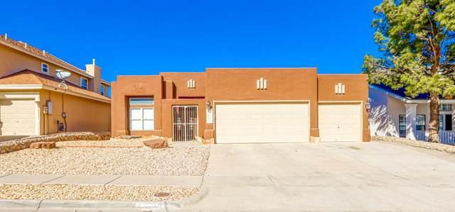 12605 Crystal Ridge Street, El Paso, TX 79938 (MLS #839777) :: Preferred Closing Specialists