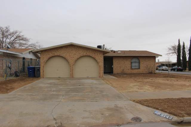 5743 Dalhart Drive, El Paso, TX 79924 (MLS #839802) :: Preferred Closing Specialists
