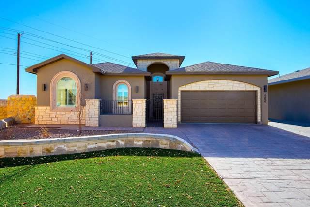 3200 David Palacio Drive, El Paso, TX 79938 (MLS #839803) :: Preferred Closing Specialists