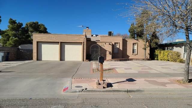 1701 Russ Randall, El Paso, TX 79936 (MLS #839809) :: The Purple House Real Estate Group