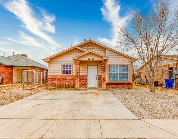 12409 Tierra Mesa Court, El Paso, TX 79938 (MLS #839815) :: The Purple House Real Estate Group