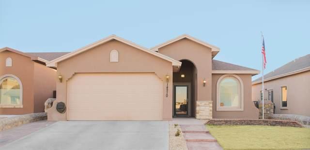 14210 Earl Chokiski, El Paso, TX 79938 (MLS #839820) :: The Purple House Real Estate Group