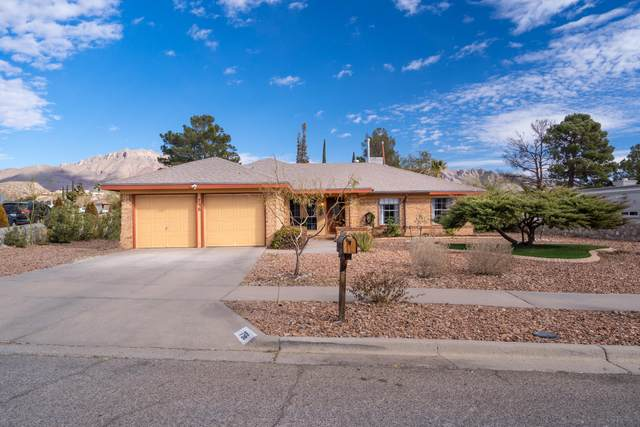 756 Espolon Drive, El Paso, TX 79912 (MLS #839824) :: The Purple House Real Estate Group