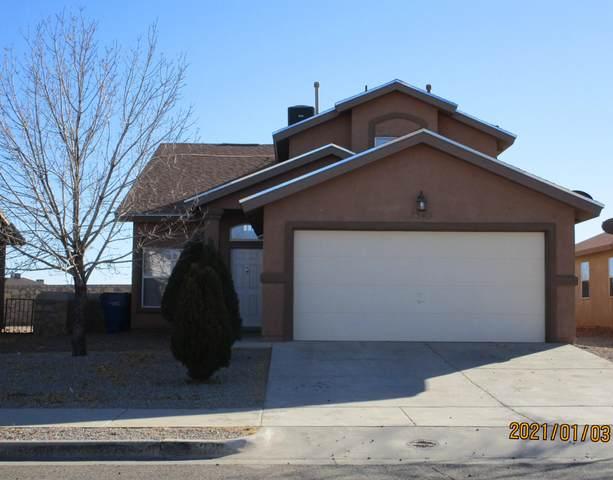 7340 Mesquite Sun Lane, El Paso, TX 79934 (MLS #839826) :: The Purple House Real Estate Group