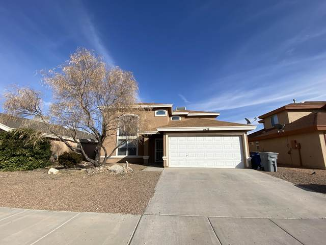 11428 Pifas Nevarez Place, El Paso, TX 79934 (MLS #839827) :: The Purple House Real Estate Group