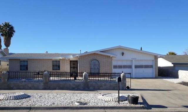 10433 Bon Aire Drive, El Paso, TX 79924 (MLS #839835) :: The Purple House Real Estate Group