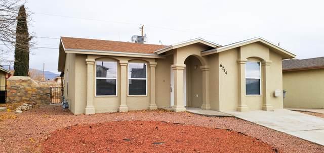6244 Fabian Street, El Paso, TX 79932 (MLS #839841) :: Preferred Closing Specialists