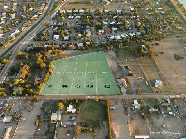 406 Clayton, El Paso, TX 79932 (MLS #839846) :: Preferred Closing Specialists