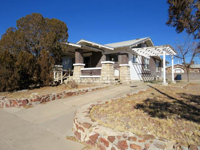 3727 Mckinley Avenue, El Paso, TX 79930 (MLS #839859) :: Preferred Closing Specialists