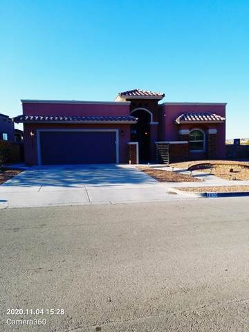 7233 Canyon Wren Avenue, El Paso, TX 79911 (MLS #839869) :: Preferred Closing Specialists