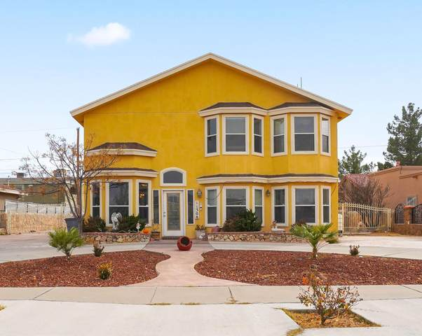 11308 Ardelle Avenue, El Paso, TX 79936 (MLS #839870) :: The Purple House Real Estate Group