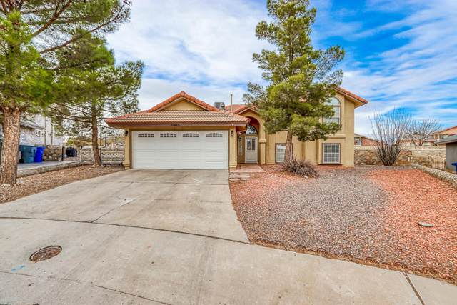 11665 Tait Court, El Paso, TX 79936 (MLS #839872) :: Preferred Closing Specialists