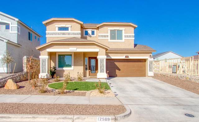 12589 Clocker Drive, El Paso, TX 79928 (MLS #839878) :: Preferred Closing Specialists