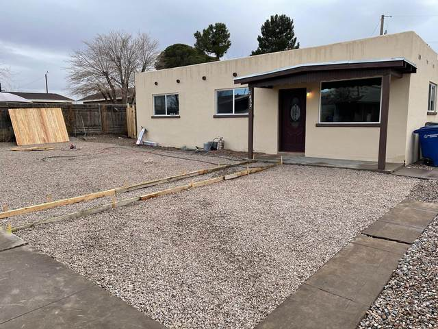 7832 Mustang Avenue, El Paso, TX 79915 (MLS #839880) :: Preferred Closing Specialists