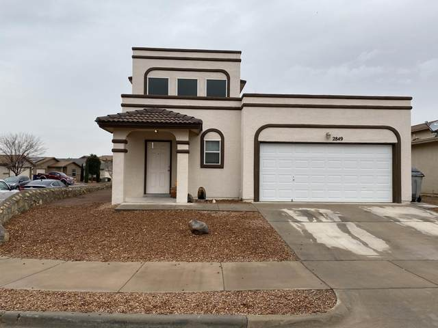 2849 Sinking Rock Place, El Paso, TX 79938 (MLS #839884) :: Preferred Closing Specialists