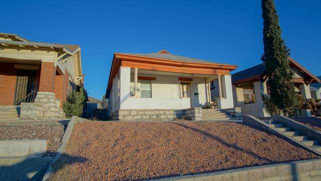 242 Porfirio Diaz Street, El Paso, TX 79902 (MLS #839886) :: Preferred Closing Specialists