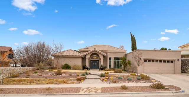 1105 Regal Ridge Drive, El Paso, TX 79912 (MLS #839887) :: Preferred Closing Specialists