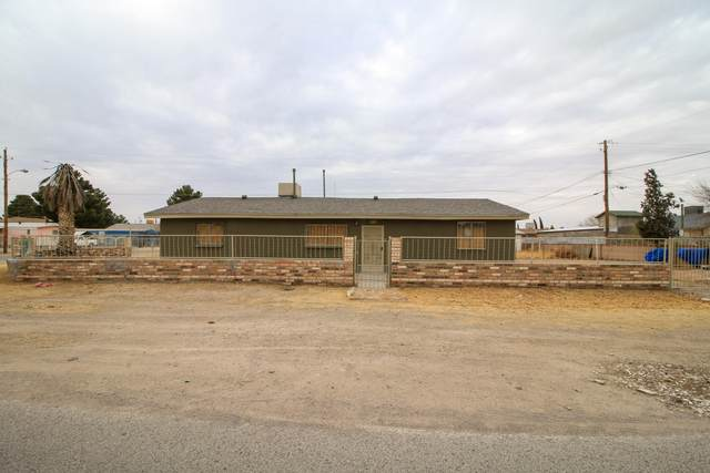 517 Lainy Road, Socorro, TX 79927 (MLS #839890) :: The Purple House Real Estate Group