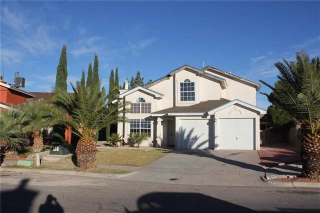 12137 Missy Yvette Drive, El Paso, TX 79936 (MLS #839893) :: Preferred Closing Specialists