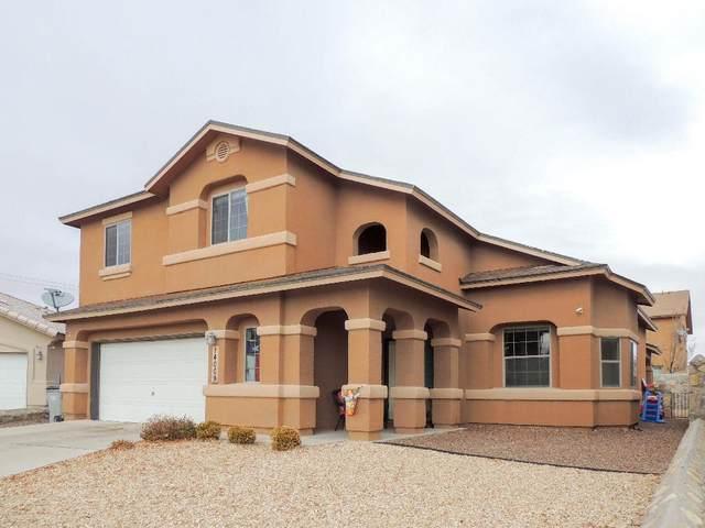 14009 Sandy Point Lane, El Paso, TX 79938 (MLS #839899) :: The Purple House Real Estate Group
