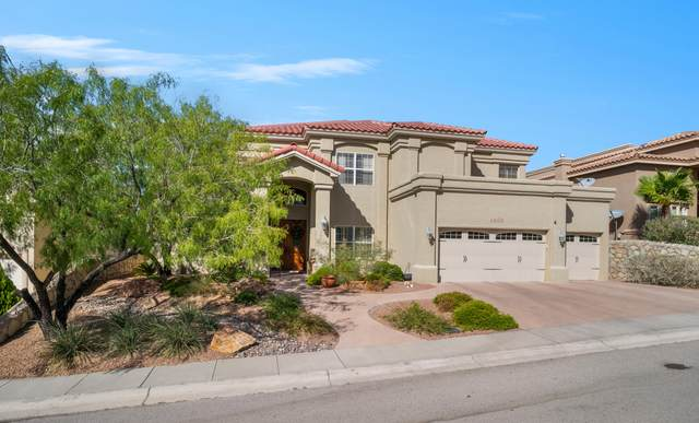 6509 Calle Placido Drive, El Paso, TX 79912 (MLS #839907) :: Preferred Closing Specialists