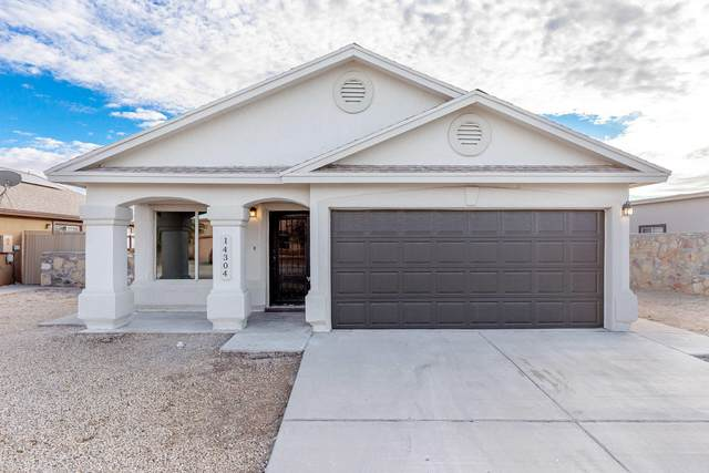 14304 Desert Point Drive, Horizon City, TX 79928 (MLS #839926) :: The Purple House Real Estate Group