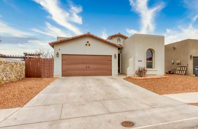 3733 Loma Adriana Drive, El Paso, TX 79938 (MLS #839940) :: The Purple House Real Estate Group