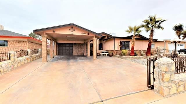 11387 Beach Front Drive, El Paso, TX 79936 (MLS #839944) :: Preferred Closing Specialists