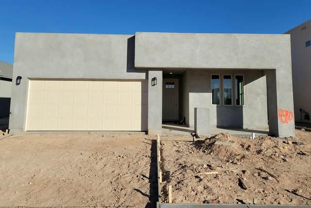 14508 Adrian Chavez Drive, El Paso, TX 79938 (MLS #839946) :: Preferred Closing Specialists