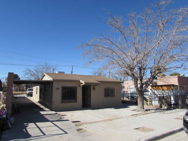 508 E Fifth Street, Anthony, TX 88021 (MLS #839947) :: The Purple House Real Estate Group